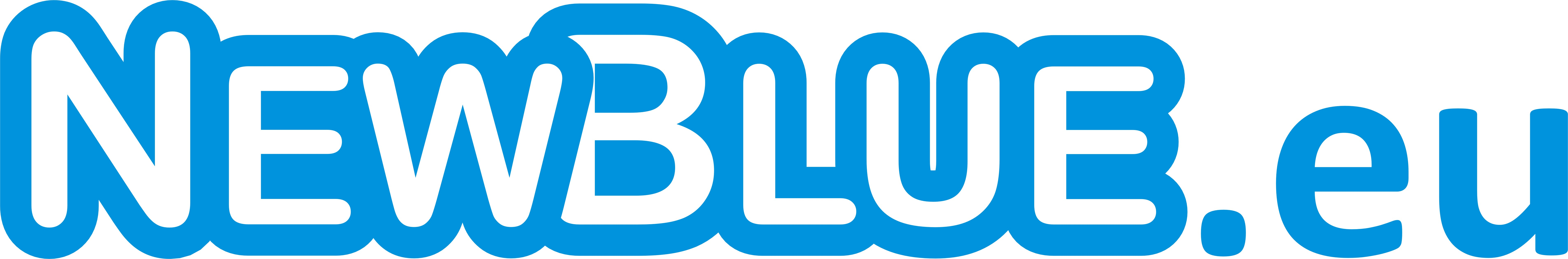 NewBlue.eu LOGO